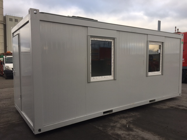 Portable Cabins, Modular Flat Pack Buildings - ContainExperts
