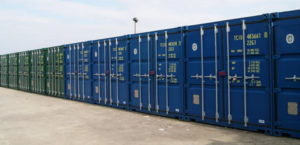 Shipping Containers as Storage