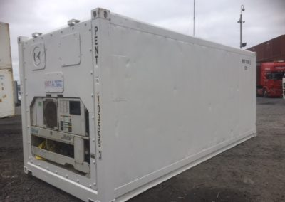 20FT EXTERIOR REFERB FRIDGE UNIT