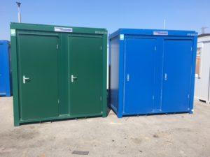 Ladies and Gents Toilet Unit