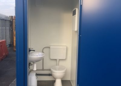 4ft X 4ft Toilet Unit