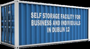 Container Storage Unit