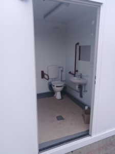 Disable Toilet